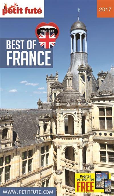 Best of france 2017 petit fute + offre num