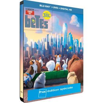 Comme des bêtesComme des bêtes Edition Spéciale Fnac Steelbook Blu-Ray