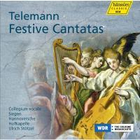 Telemann : Festive Cantatas