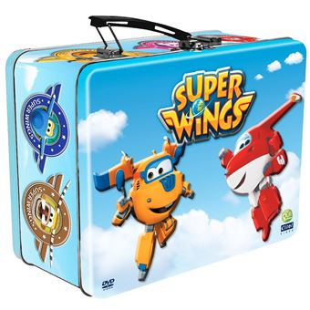 SuperwingsSuper wings/valisette metal/coffret