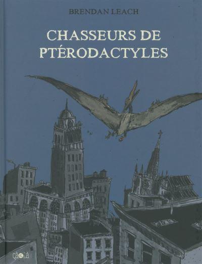 Chasseurs de ptérodactyles