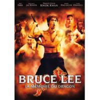 Bruce Lee La mémoire du dragon DVD