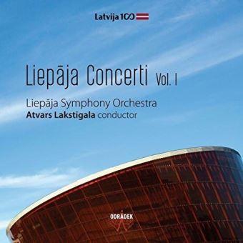Liepaja concertos volume 1