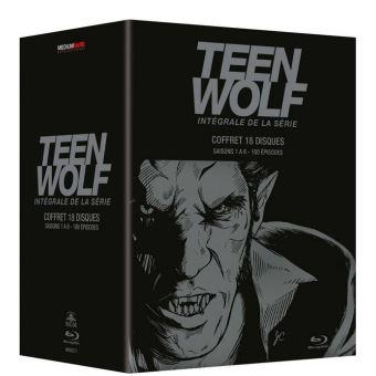 Teen WolfTeen Wolf Coffret l'intégrale de la série Blu-ray