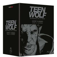 Teen Wolf Coffret l'intégrale de la série Blu-ray
