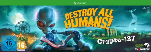 Destroy All Humans! Crypto-137 Xbox One
