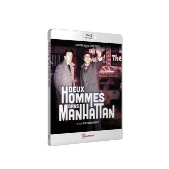 Deux hommes dans Manhattan Blu-ray