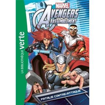 AvengersAvengers 10 - Fatalis contre-attaque