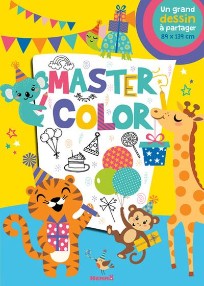 Master color Anniversaire