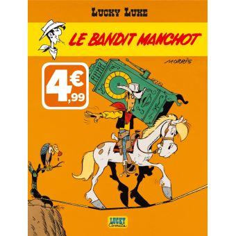 Lucky LukeLucky luke,18:le bandit manchot