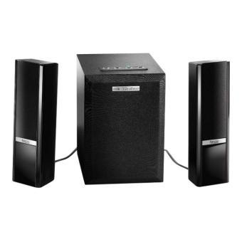 Hercules 2.1 Gloss Bluetooth - luidsprekersysteem - voor PC - draadloos