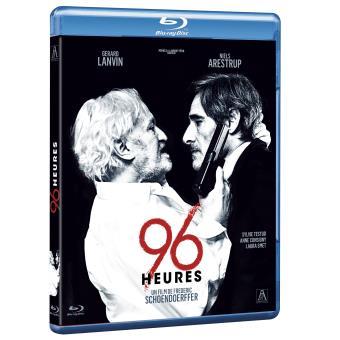 96 heures Blu-Ray