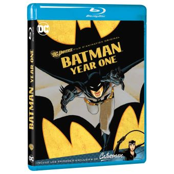 BatmanBatman Year One Blu-ray