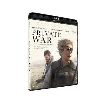 Private War Blu-ray