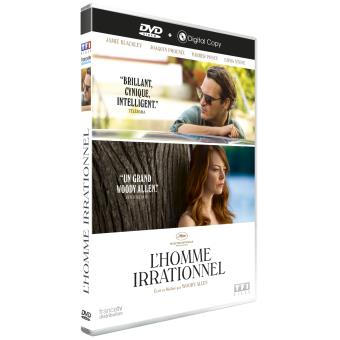 L'homme irrationnel DVD