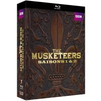 MUSKETEERS S1-S2-FR-BLURAY