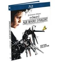 Edward aux mains d'argent Edition Collector Digibook Blu-ray