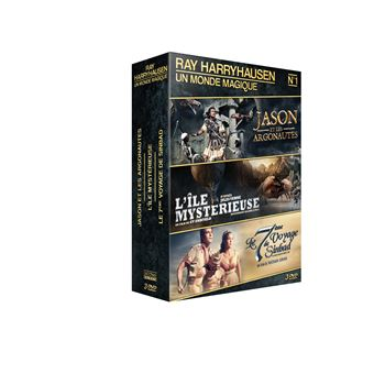 Coffret Ray Harryhausen : Un monde magique Numéro 1 DVD