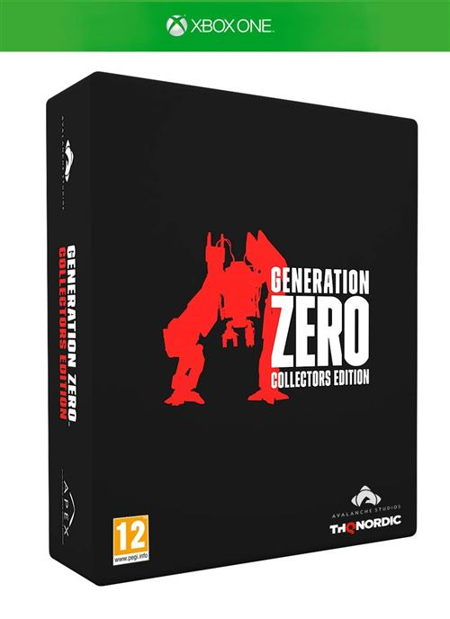 Generation Zero Edition Collector Xbox One