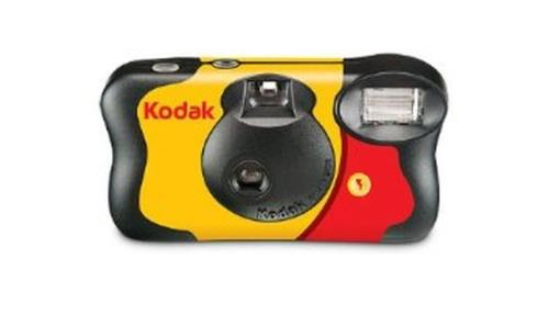 appareil photo jetable kodak