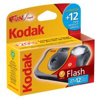 Kodak Power Flash Wegwerpcamera (27 Foto's + 12 Gratis)