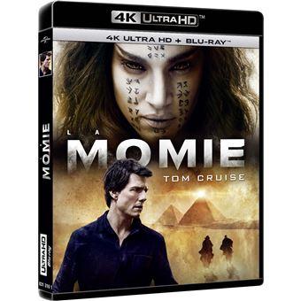 MummyLa Momie Blu-ray 4K + 2D
