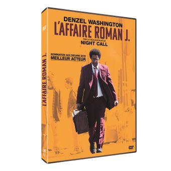 L'Affaire Roman J DVD