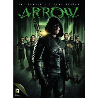 ArrowSaison 2 DVD