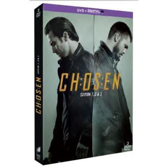 Chosen Saisons 1 à 3 DVD + UV