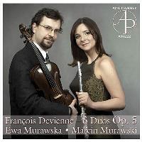 6 duos pour flûte et alto Opus 5