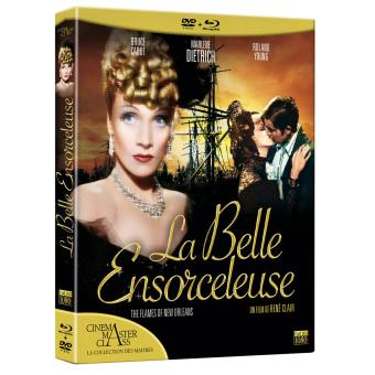 BELLE ENSORCEULEUSE DVD+BLURAY-FR