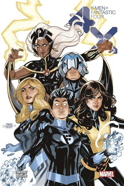 Fantastic Four 4X