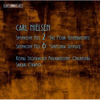 Symphonies no.2 & 6