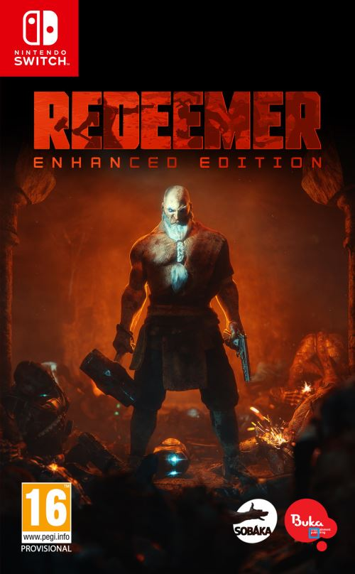 Redeemer Enhanced Edition Nintendo Switch