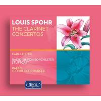 CONCERTOS POUR CLARINETTE/2CD