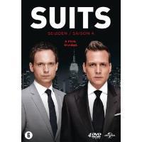 SUITS S4 - FR+NL - 4 DVD