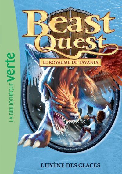 Beast Quest 46 - L'hyène des glaces - 9782017049753 - 3,99 €