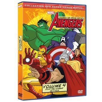 Avengers L Equipe Des Super Heros Volume 4 L Ultime Combat De