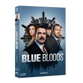 Blue BloodsBlue Bloods Saison 4 DVD