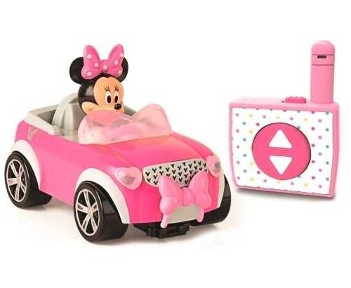 Voiture radiocommandé Minnie Disney