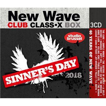 Sinner s day 2018