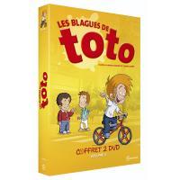 Coffret Les blagues de Toto Volume 2 DVD