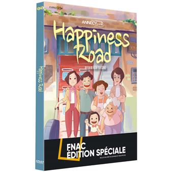Happiness Road Edition Spéciale Fnac DVD