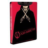 V pour Vendetta Steelbook Blu-ray