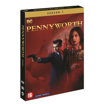PennyworthPennyworth Saison 1 DVD