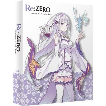 Re : ZéroRE ZERO STARTING LIFE IN ANOTHER WORLD PART 1 & 2-FR