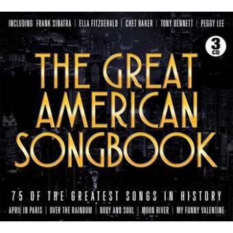 GREAT AMERICAN SONGBOOK/3CD