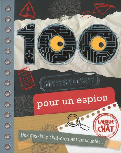 100 missions pour un espion