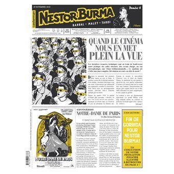 Nestor BurmaJournal