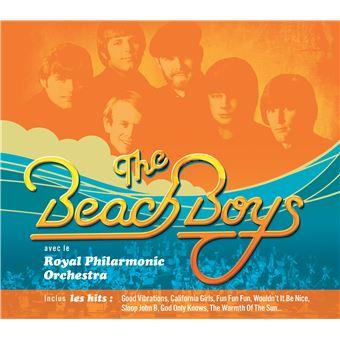 Beach boys with the royal philharmonic orchestra/fourreau